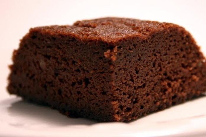 Lauros Panavės šokoladinis pupelių pyragas