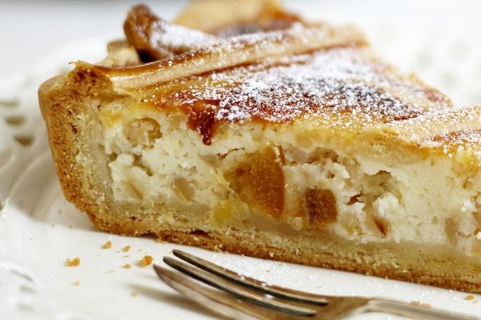 Gian Luca Demarco Neapolietiškas Velykų pyragas